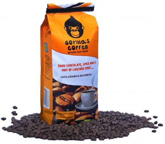 гориллас кофе, gorillas coffee gorillas ECO coffee в Украине