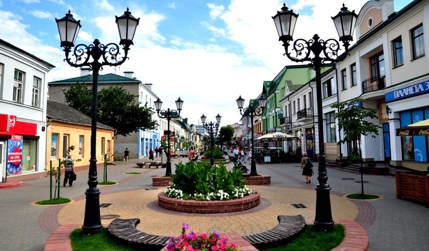 Белая Русь: Брест и Беловежская пуща (4 дня)