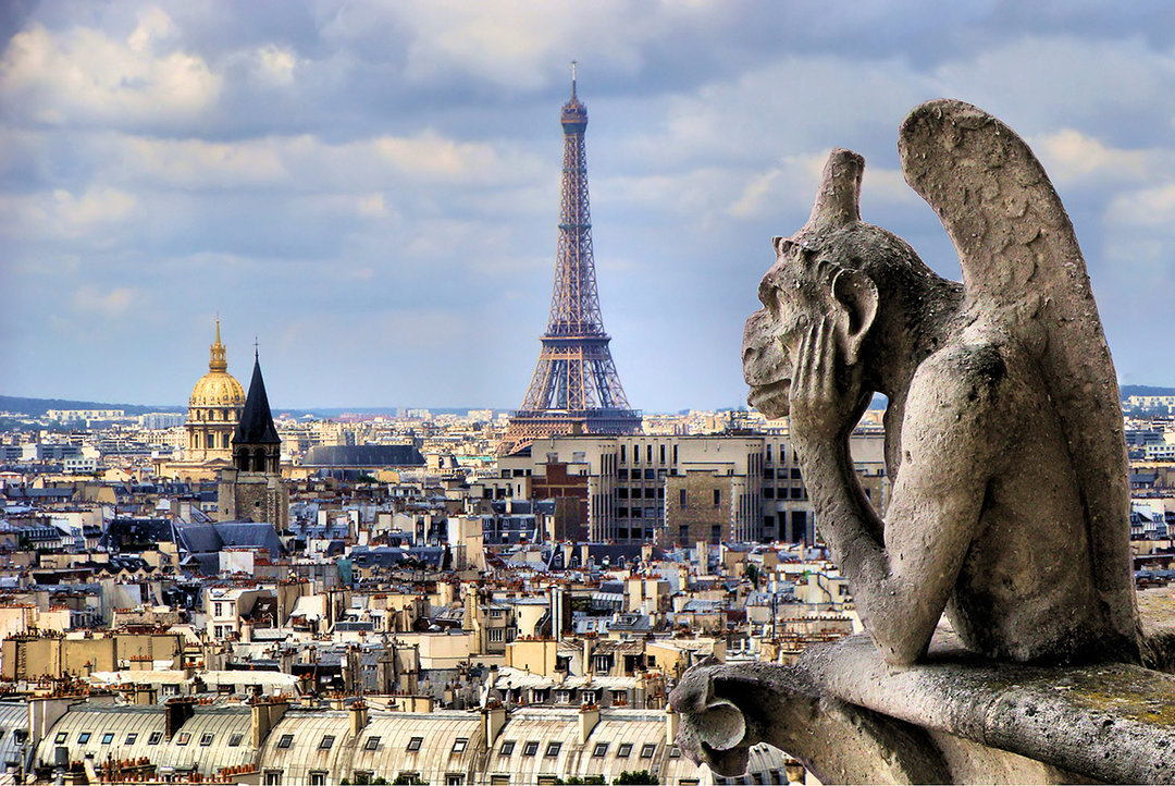 Квест в Париже «Тайны Монмартра»