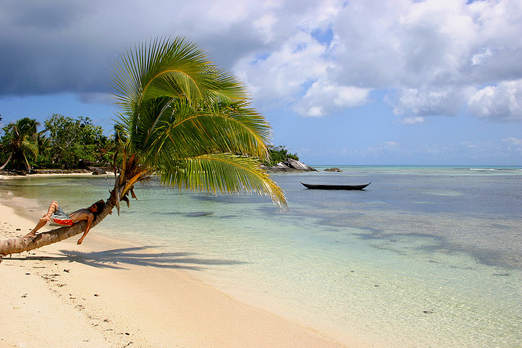 Мадагаскар + остров Сент Мари