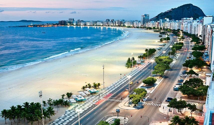 5 Стран Латинской Америки и карнавал в Бразилии