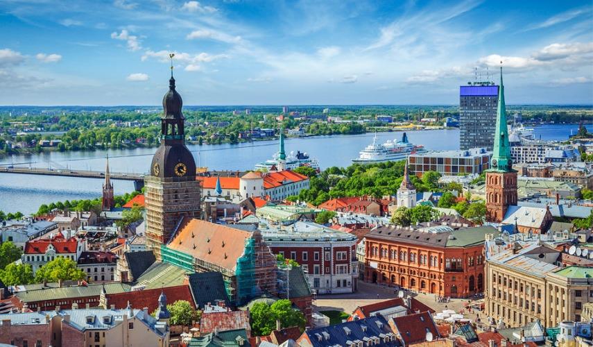 Недельный тур по Прибалтике: ВИЛЬНЮС, РИГА, ТАЛЛИН!