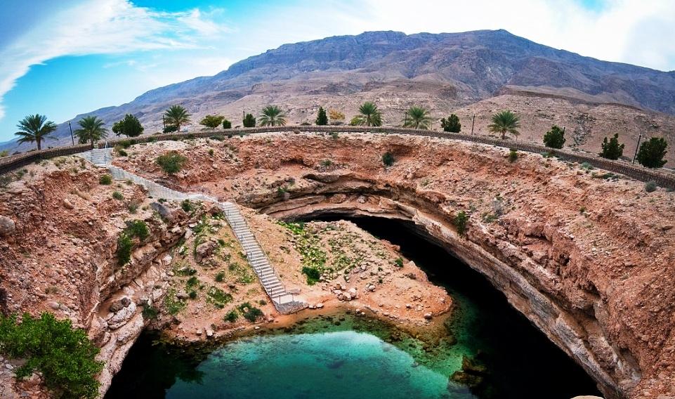 Классический тур в Оман на джипах