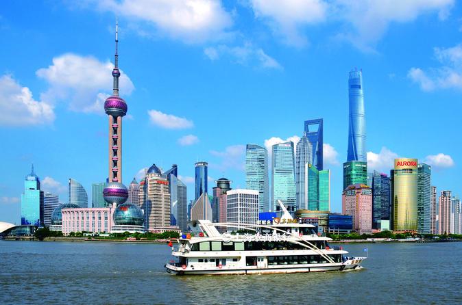 Пекин и Шанхай на скоростных поездах