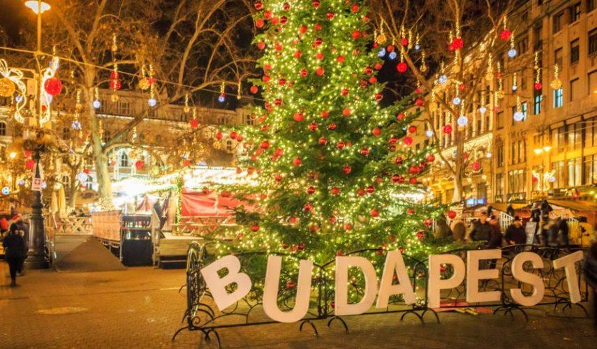 Рождественские ярмарки в Будапеште! Авиа тур от 275 евро