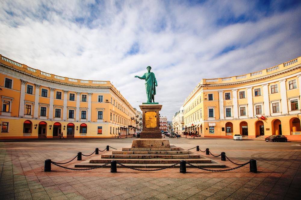 Одесса и украинская Венеция – Вилково! Выезд автобусом из Киева