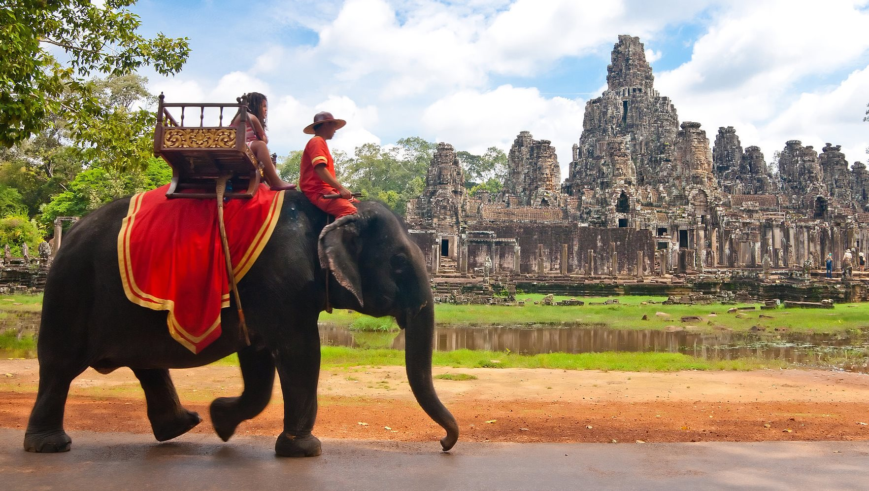 Солнечные истории Камбоджи