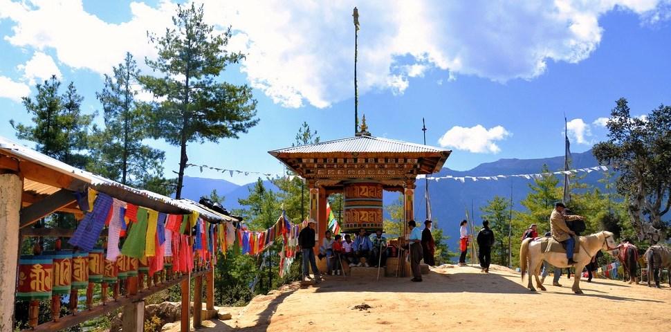 Экспресс тур в Бутан — 5 дней/4 ночи