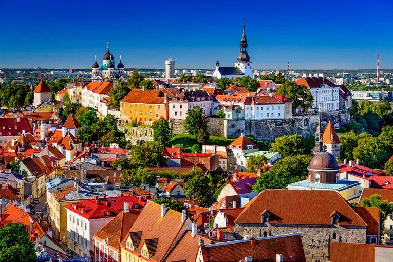 Выходные в Таллинне – авиа тур