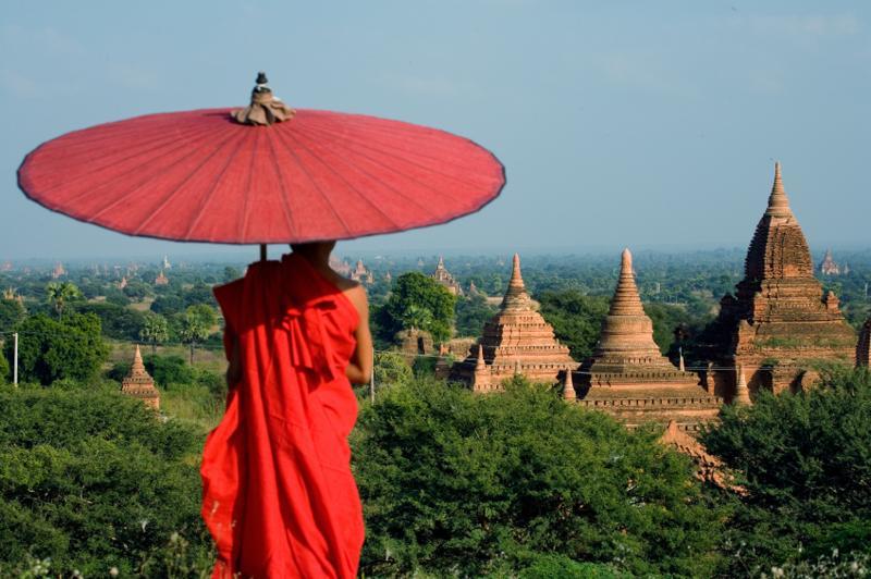 Комбинированный тур: Вьетнам + Мьянма (12дней/11ночей)