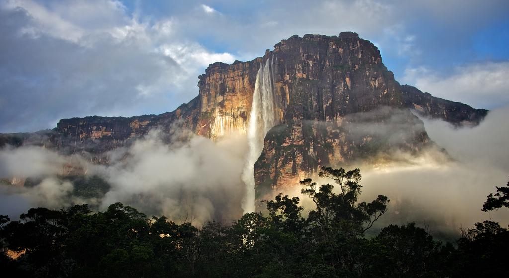 Тур к водопаду Анхель – безопасный маршрут!