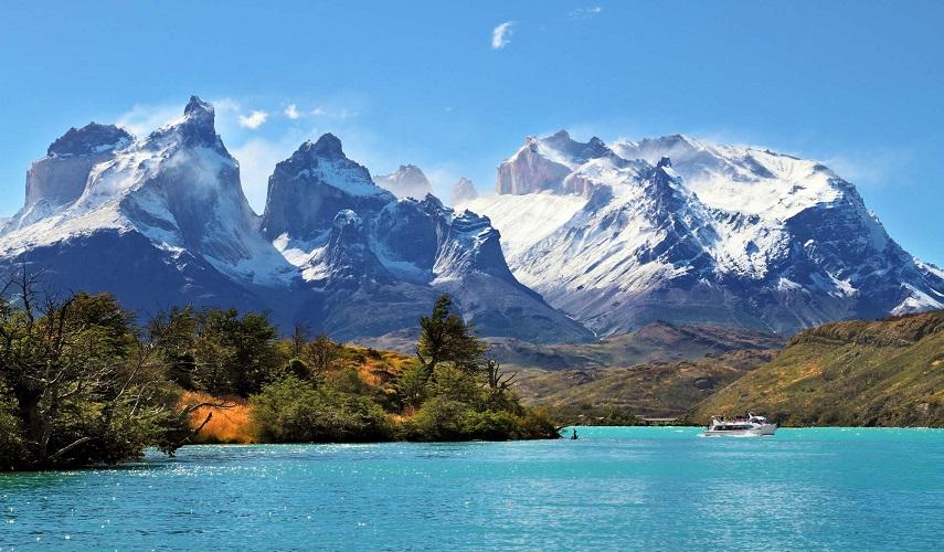 4 страны: Чили–Аргентина–Уругвай-Бразилия с прекрасной  Патагонией