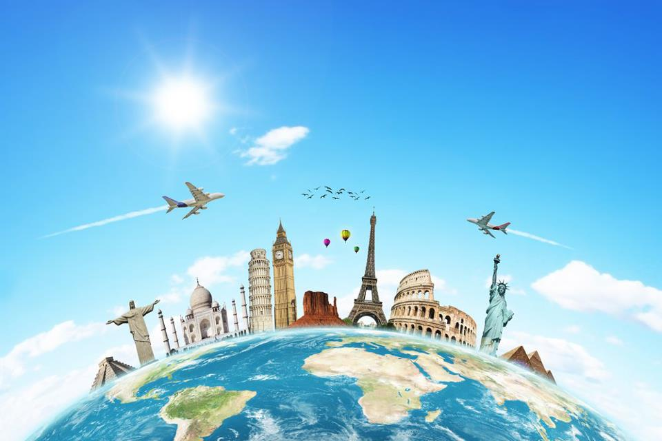 Самые популярные направления путешествий 2018 года по версии booking.com