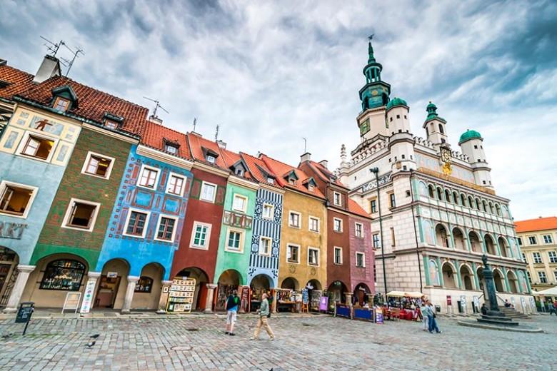 Выходные в Польше и Германии (АВИА) под WIZZ AIR
