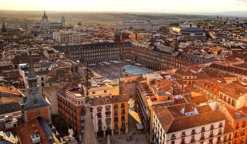 Три столицы Испании (самый экономный тур в Испанию)