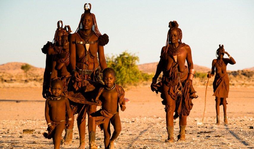 Лучшее в Намибии