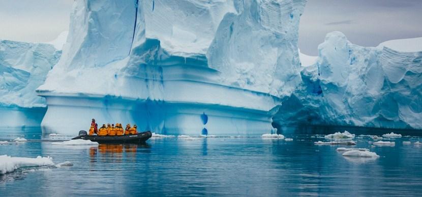 Новый год 2021 за полярным кругом Антарктиды на борту мега-яхты «L'Austral»