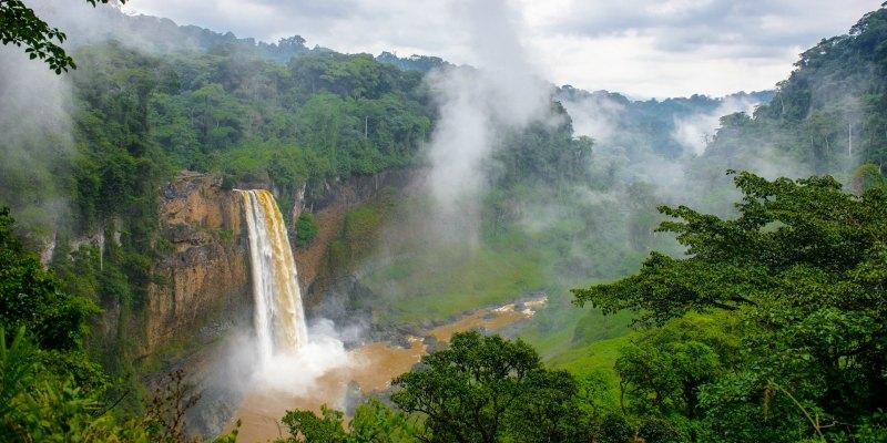Путешествие по Камеруну