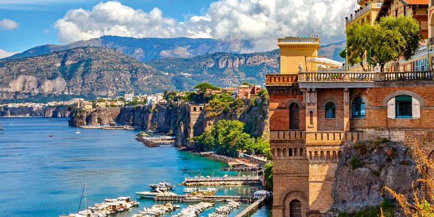 Вся Италия в одном туре (самый экономный тур на 8 дней) 373 Евро с авиа с человека
