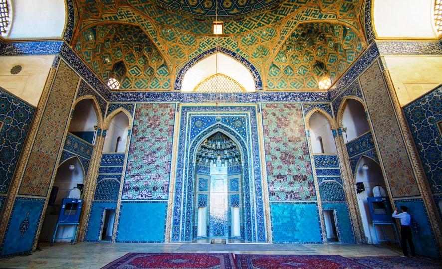 Тур в Иран. Часть 2: Исфахан и Йезд